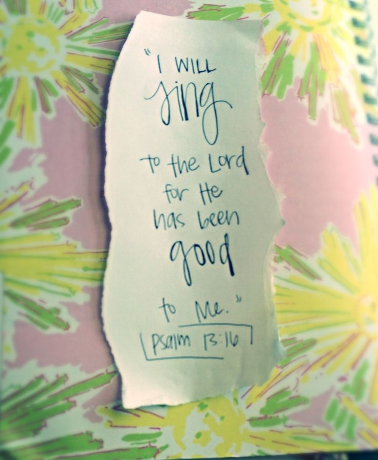 psalm 13:16