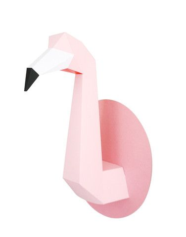 LIGHT PINK FLAMINGO KIT