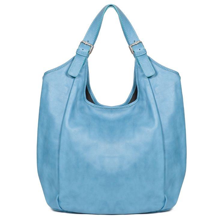Mona skye blue bag - hardtofind.