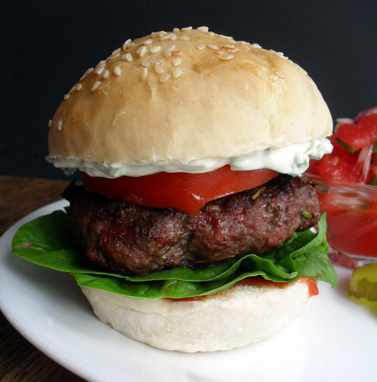 It's been so long since I posted the recipe for Rosemary Sage Burgers with Chive Mayo that many of you may not even remember this picture: Yeah, I posted that over three years ago. I pu…