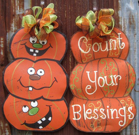 Hey, I found this really awesome Etsy listing at http://www.etsy.com/listing/106643669/halloweenthanksgiving-door-hanger-18x28