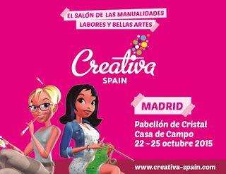 "DIANCOR: SALON DE LA MANUALIDAD ""CREATIVA MADRID"""
