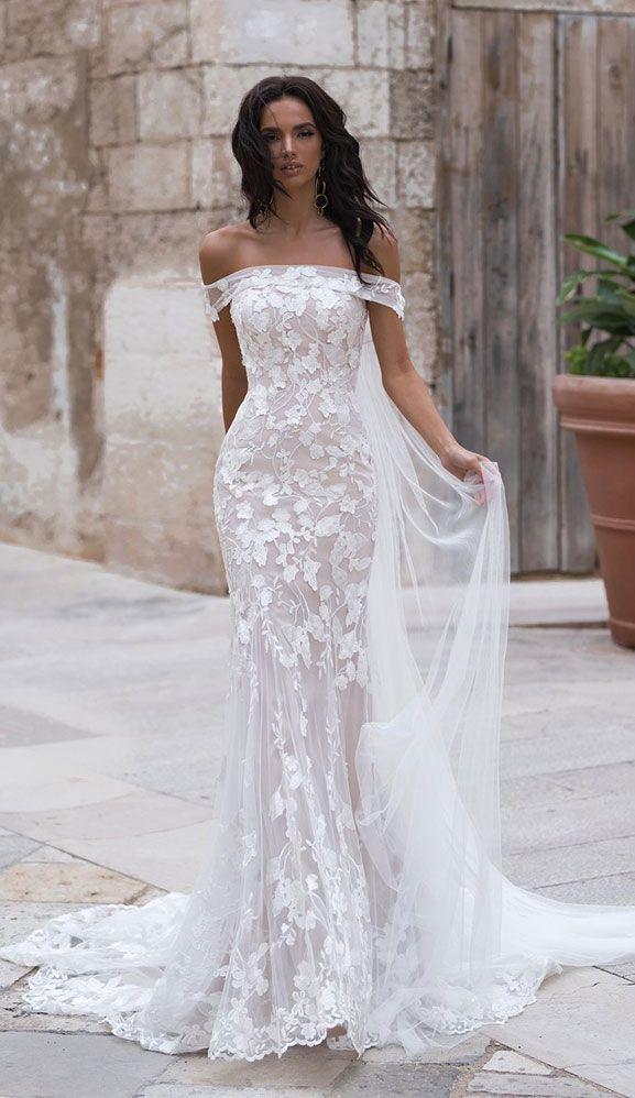 Best Off the Shoulder Wedding Dresses, wedding dress ,off the shoulder wedding g…