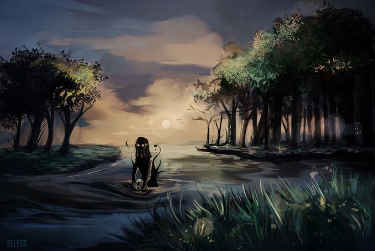 Forest by Seless.deviantart.com on @deviantART