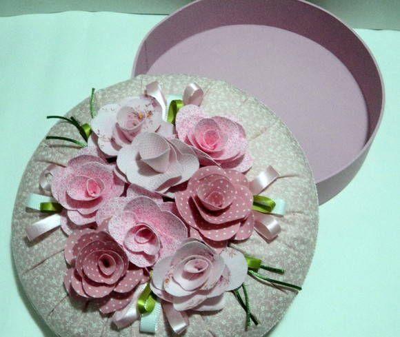 CAIXA AMOR   suely rosa da silva   Elo7