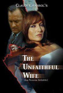 La femme infidèle (1969) Poster