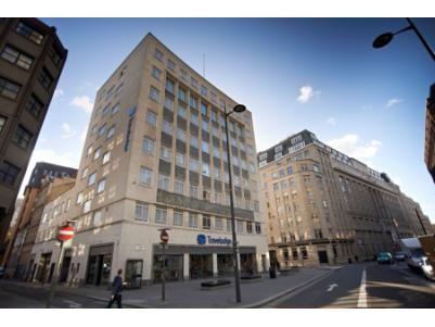 Liverpool Central Exchange Street Hotel