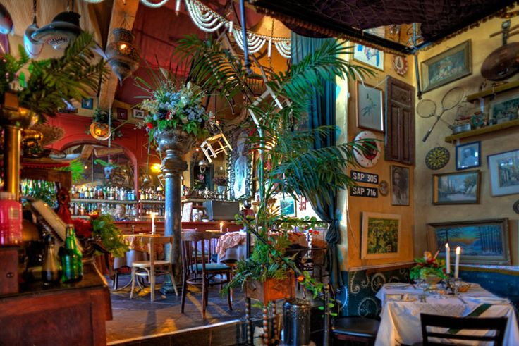The Bombay Bicycle Club - Established in 1873 - Kloof Street - Cape Town - South Africa