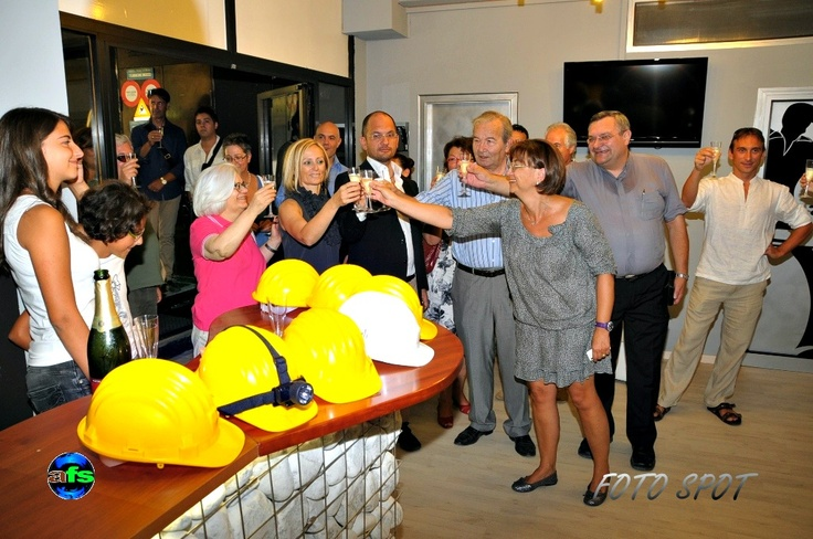 Inugurazione della sede di Miniera delle Arti