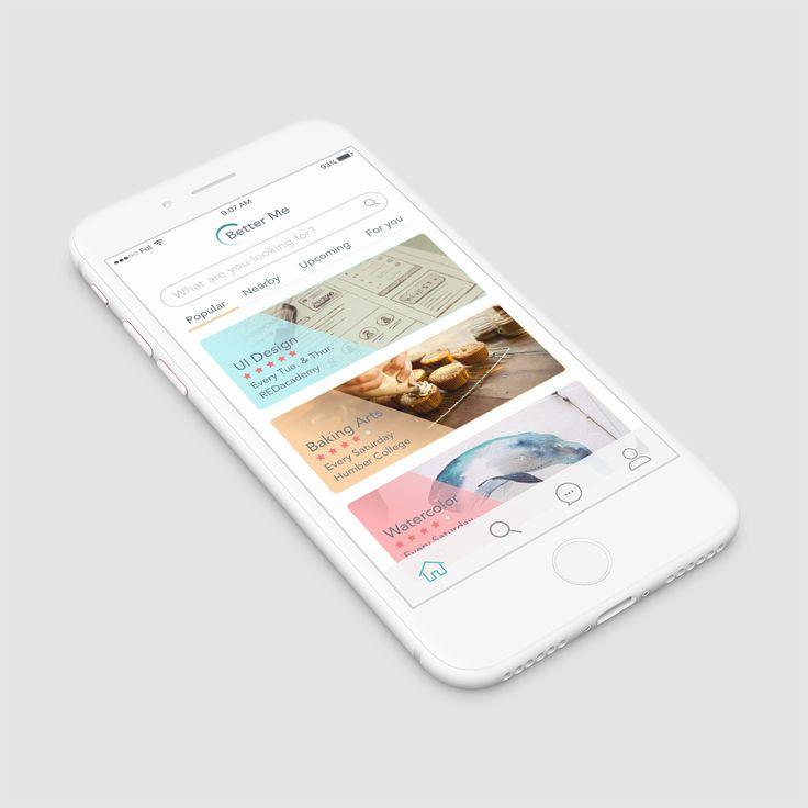 Case Study: Mobile App Design Process – prototypr