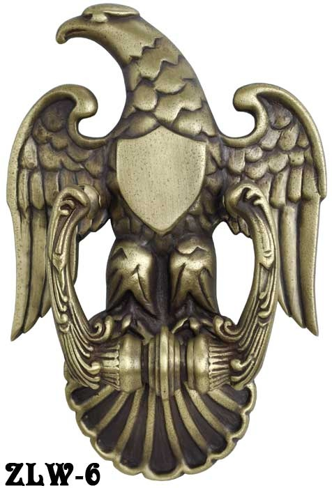 Wax Cast Eagle Doorknocker (ZLW 6), Vintage Door Knockers U0026 Peepholes