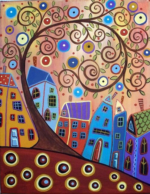 Karla Gerard - beautiful art
