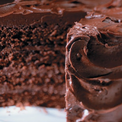 Chocolate Cake food recipe desserts cakes chocolate_cakes