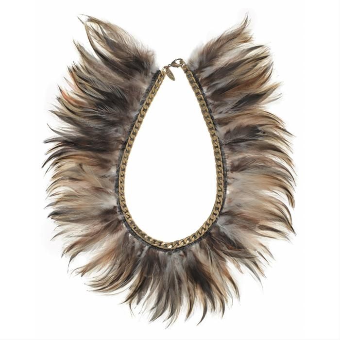 lioness feather collarBling, Lion Collars, Diy Fashion, Mixologynyc Style, Collars Necklaces, Feathers Collars, Fashion Inspiration, Feathers Collarroar, Lionesses Feathers