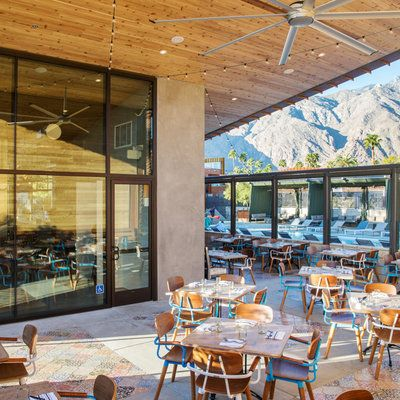 10 hottest restaurants in Palm Springs: Reservoir