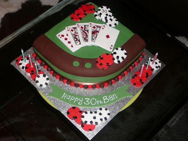 16 Best Casino Cake Ideas Images On Pinterest Casino