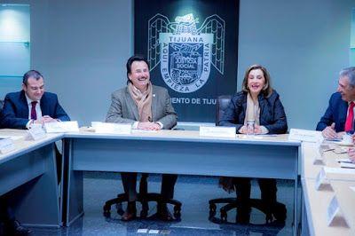 SEMANARIO BALUN CANAN: Modernizarán el Corredor  de Exportación en Tijuan...
