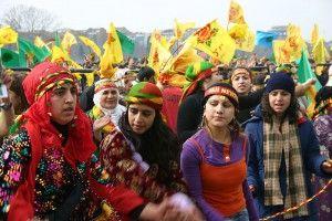 Ιστορική ευκαιρία για τους Κούρδους