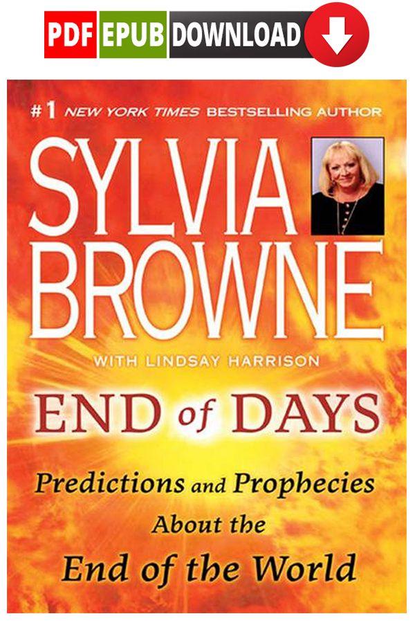 Sylvia Browne End Of Days Deutsch