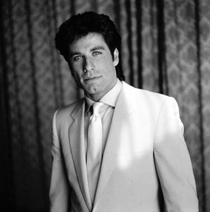 John Travolta by Xavier Lambours