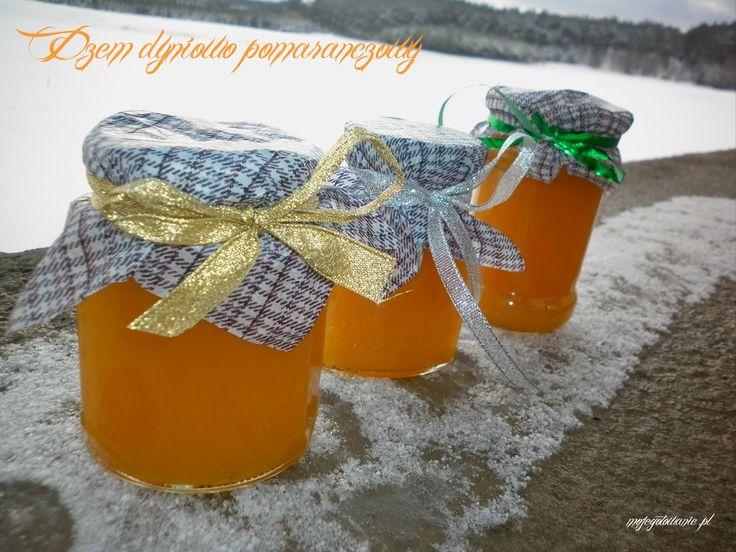 Dżem dyniowo-pomarańczowy           Autor: Halina Joskowska   Opublikowano: 8 października 2016 r.   Dynia  jest jedną z najstarszych ...