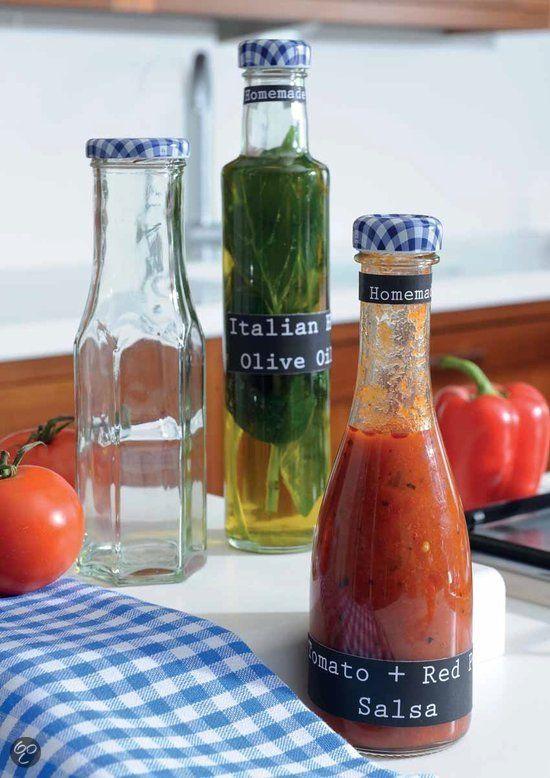 bol.com | Kilner Fles - Twist top deksel - 250ML | Koken en tafelen
