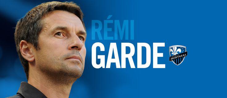 MONTRÉAL – L'Impact de Montréal a annoncé mercredi la nomination de Rémi Garde à titre d'entraîneur-chef de la première équipe du club et de directeur du personnel des joueurs. Garde a signé un contrat de trois ans avec l'Impact. « Nous sommes très heureux et fiers que Rémi Garde