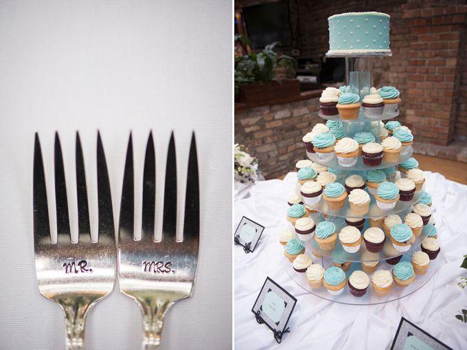 みすぼらしいシックなターコイズブルーの結婚式| Aislinnケイト写真
