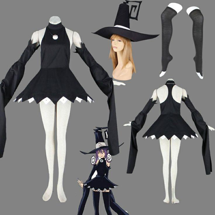 eFunLive - SOUL EATER cosplay Blair Halloween anime cosplay costume dress, $54.76 (http://www.efunlive.com/soul-eater-cosplay-blair-halloween-anime-cosplay-costume-dress/)