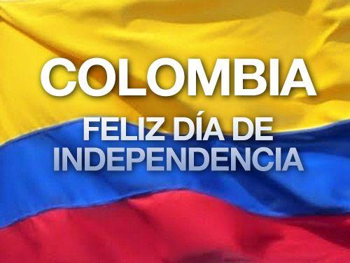 Día de la Independencia - 20 de Julio - Colombia