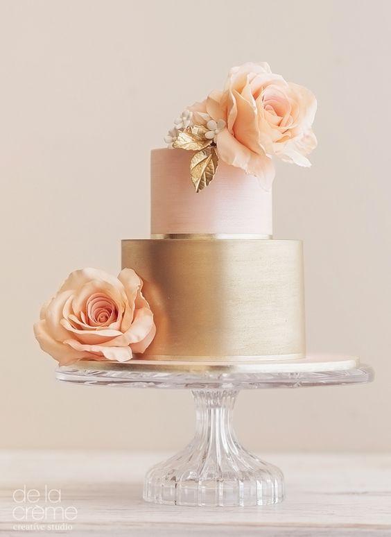 Cake: De la Creme Studio