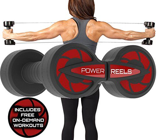 Amazon Prime Deals, New Fitness Product- POWER REELS- #1 Most Effective Constant Resistance, Fitness Products. Build leaner muscles, train anywhere & see faster results. (RED) 8lbs Resistance -  http://www.wahmmo.com/amazon-prime-deals-new-fitness-product-power-reels-1-most-effective-constant-resistance-fitness-products-build-leaner-muscles-train-anywhere-see-faster-results-red-8lbs-resistance/ -  - WAHMMO
