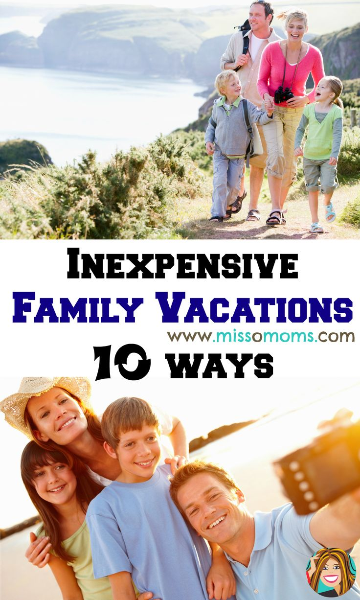 There is a chance to actually book inexpensive family vacations if you plan early and take this advice.