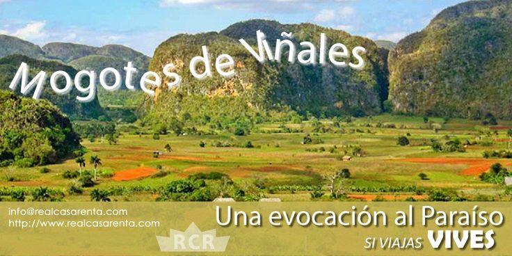 Twitter    🇨🇺️Hermosos paisajes de #Viñales 🏔️🏕️. Un lugar de obligada visita en #Cuba. ✈️Viaje a cuba y visítelo con Realcasarenta 🇨🇺️    #PinardelRio #Cubatravel #RealCasaRenta