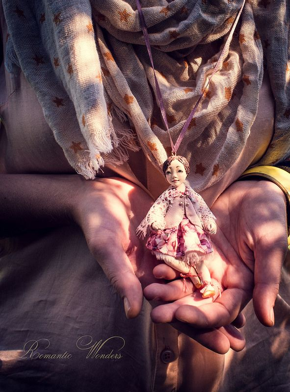 When The Little Prince met The Little Princess by Romantic Wonders Dolls