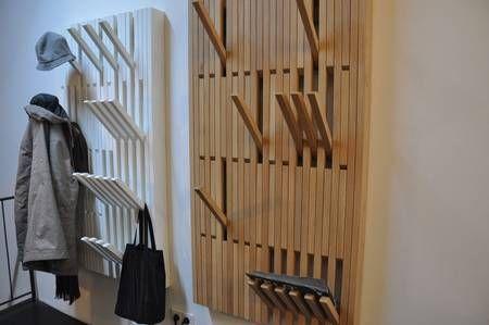 Garderobe piano von designlabel feld my style pinboard for Garderobe piano