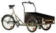 """christiania bikes - the """"station""""bike. Thomas Sidelmann"""