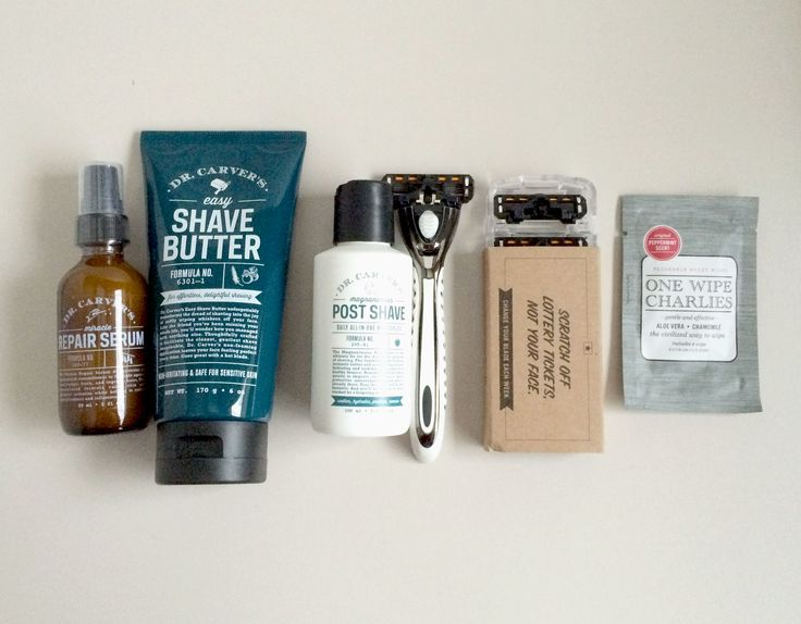 """Dollar Shave Club is pretty much exactly what it sounds like: razors sent to your door each month, for a price considerably lower than what you might currently be paying for brand name razors at the store."" - Member Vanessa"