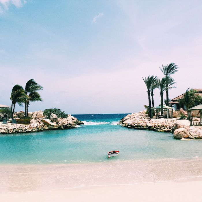 Base Luxury Beach Resort in Curacao