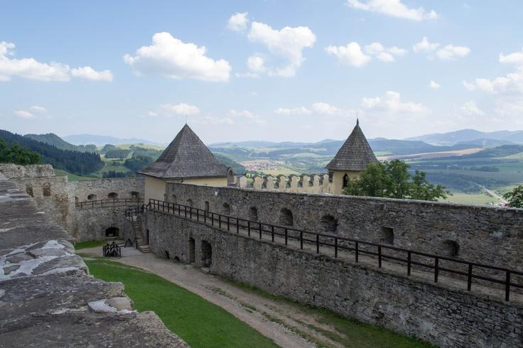Castle Stara Lubovna Slovakia