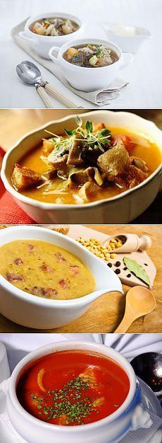 Готовим в мультиварке: 7 супов на каждый день / Простые рецепты