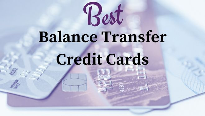 Best Balance Transfer Cards Of 2020 Credit Card Transfer Small