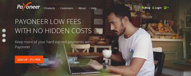 International Mastercard Debit Card Registration - Payoneer