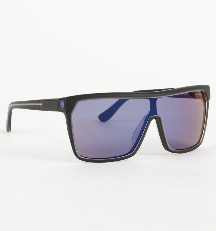 Spy Optic Flynn Shield Sunglasses   www.panaust.com.au