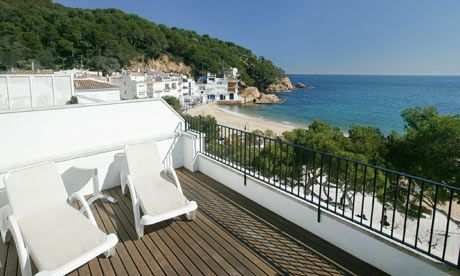 Hotel Tamariu, Tamariu - Catalonia: top 10 budget beach hotels on the Costa Brava and Costa Dorada