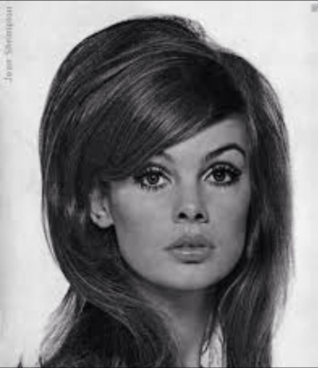 simple hair styles for hair 50 best age of aquarius images on 60 s 8275