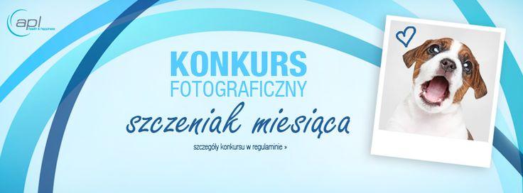 Zachęcamy do wzięcia udziału w Naszym Konkursie :-) Poszukujemy szczeniaka miesiąca!