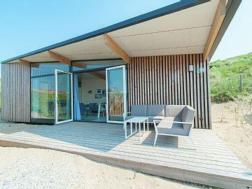 Sea Lodge Comfort met de hond in Overveen: 2 Schlafzimmer, für bis zu 4 Personen. Haustierfreundliche Sea Lodge in gemütlichem Ferienpark in der Nähe des Strandes von Bloemendaal   FeWo-direkt