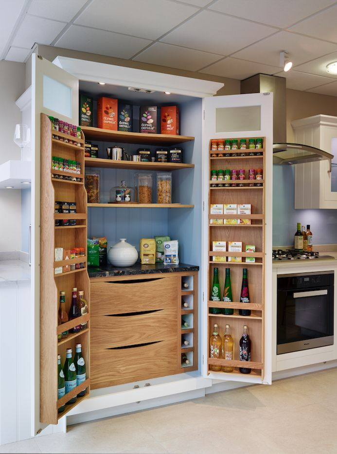 Our Pantry Larder Kitchens