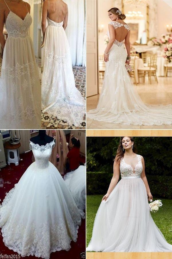 Buy Wedding Dress Wedding Shoes Vera Wang Wedding Gowns Wedding Dresses Summer Wedding Dress Beach Backless Lace Wedding Dress